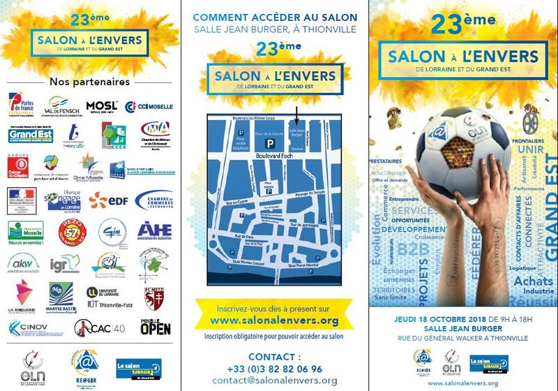 Salon à l'Envers du Grand Est @ Thionville