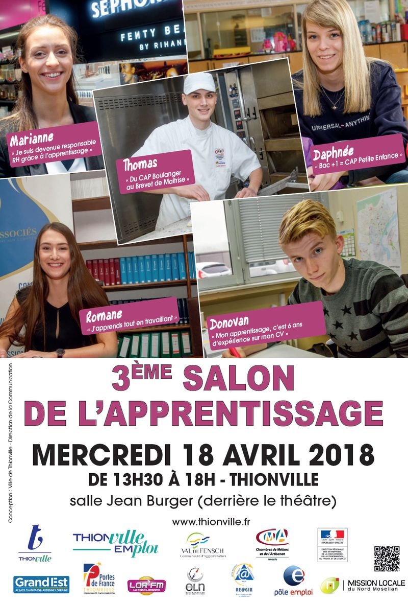 Salon de l'apprentissage @ Thionville